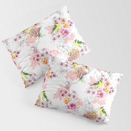 Oriental Beauty Pillow Sham