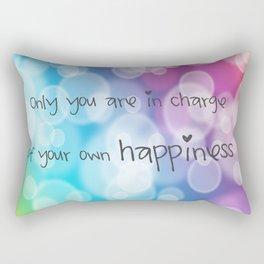 Charisma Bokeh Rectangular Pillow