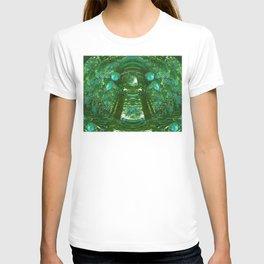 Abstract Gazebo T-shirt