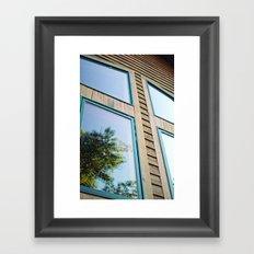 The Cabin Framed Art Print