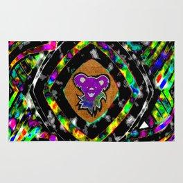 Diamond Bear Rug