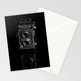 Medium Format Film Camera Stationery Cards