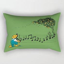 Maestro of Nature Rectangular Pillow