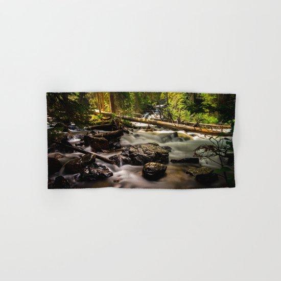 Nature's Creek  Hand & Bath Towel