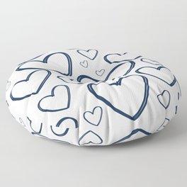 Heart Works Floor Pillow