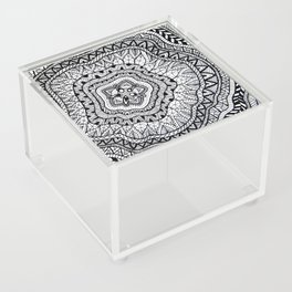 Doodle1 Acrylic Box