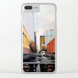 City Workers Clear iPhone Case