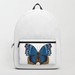 """Butterfly species Salamis temora """"Mother-of-Pearls butterfly"""" Backpack"""