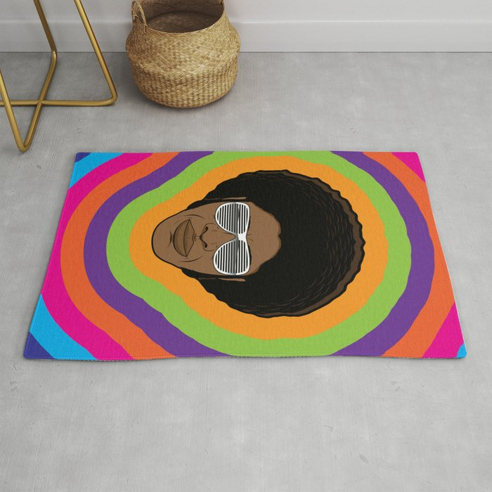 Afro Funky Rug By Roberlan Society6