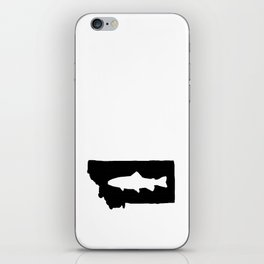 Hyalife Trout Montana  iPhone Skin