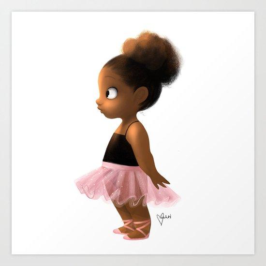 Little Dancer by vashtiharrison