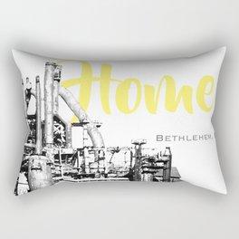 Home Bethlehem, PA  Rectangular Pillow