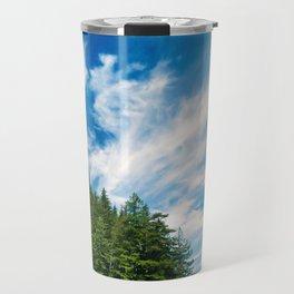 Long Island, Washington Sky Travel Mug