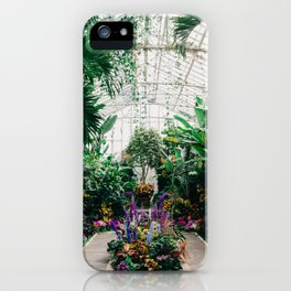 The Main Greenhouse iPhone Case