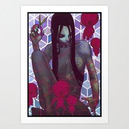 The Fates #3 Art Print