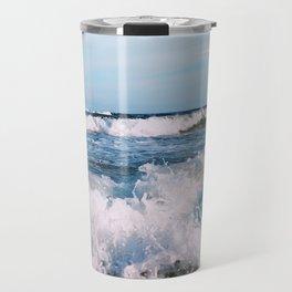 East End Waves Travel Mug
