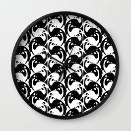 "Koloman (Kolo) Moser ""Textile pattern (Birds)"" (4) Wall Clock"