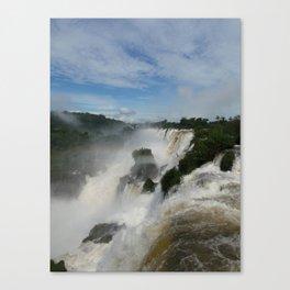 Foz De Iguazu, Argentina Canvas Print
