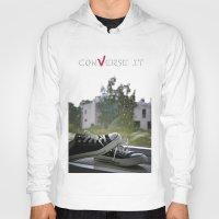 converse Hoodies featuring Converse It by Sergey Kireev
