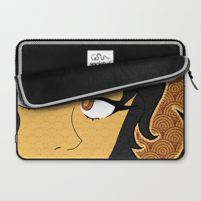 I see what you can't. Laptop Sleeve