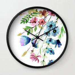 Springtime II Wall Clock