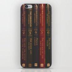 A Narnia Journey iPhone Skin