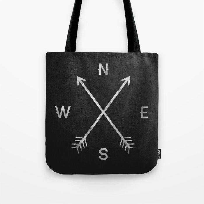 Compass Tote Bag