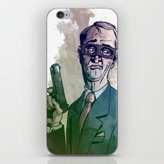 Magnate iPhone & iPod Skin