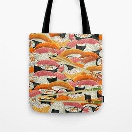 Sushi-Paradise Tote Bag