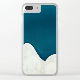Mountains 27455C Clear iPhone Case
