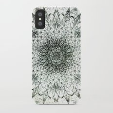Aerial Side Effects iPhone X Slim Case