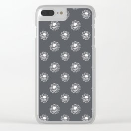 Deadly By Nature Clear iPhone Case