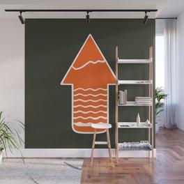 TAKE A H/KE Wall Mural
