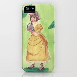 Jane from Tarzan iPhone Case