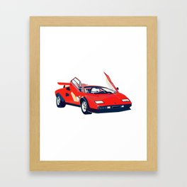 Lambert Framed Art Print