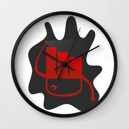 EDS Light City Wall Clock