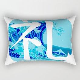Rei - Respect Rectangular Pillow