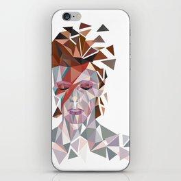 Bowie Stardust iPhone Skin