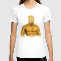 aquaman T-shirts featuring Aquaman by KitschyPopShop