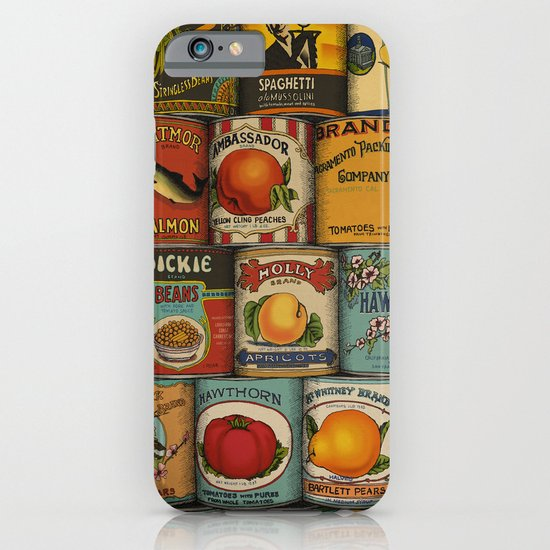 Canned in the USA iPhone & iPod Case