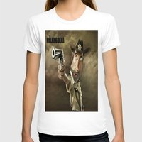 rick grimes T-shirts featuring The Walking Dead | Rick Grimes by AnkitS