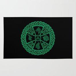 Celtic Nature 2 Rug