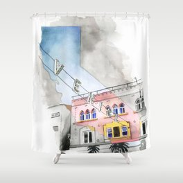 Venice CA Shower Curtain