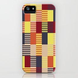 Bauhaus iPhone Case