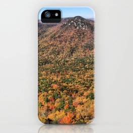 Fall in Linville iPhone Case