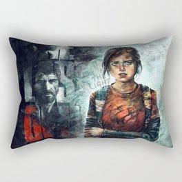The Last of Us - Ellie Rectangular Pillow