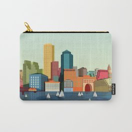 City Boston Carry-All Pouch