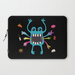 Diet Chan Laptop Sleeve