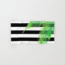 Simply Tropical Stripes Hand & Bath Towel