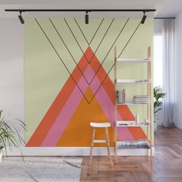 Iglu Sixties Wall Mural